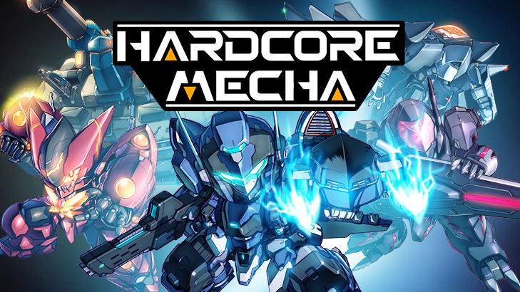 Lightning Games_HARDCORE MECHA