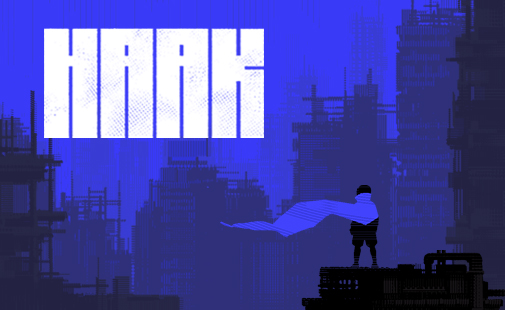 Lightning Games_Apocalyptic themed Metroidvania title HAAK is land